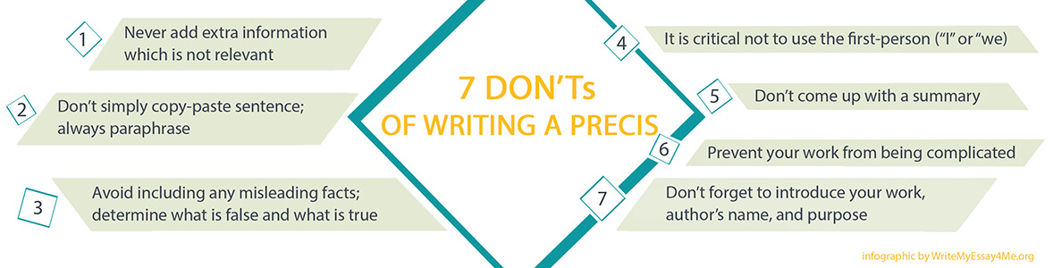 Write A+ Critical Precis By Following These Tips And Tricks