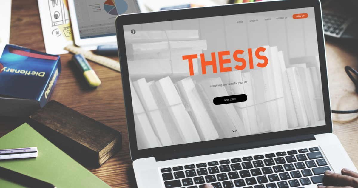 Essay For High School Application How To Write A Good Thesis Statement Great Tips  Examples Compare Contrast Essay Examples High School also Research Papers Examples Essays Thesis Statement An Ultimate Guide On How To Write It Good Illustration Essay Example Papers